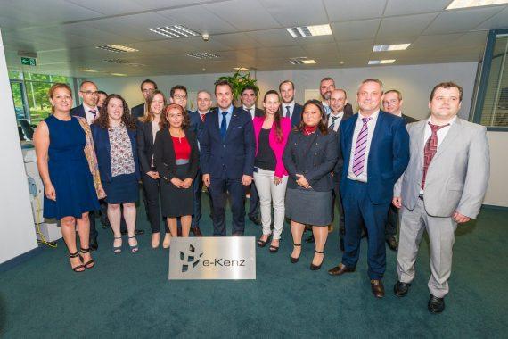 Visite Premier ministre Luxembourg